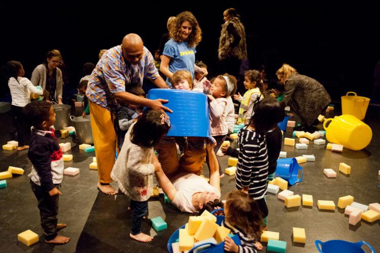 Sponge at Heads Up Festival. Image by Kati Fichtelmann