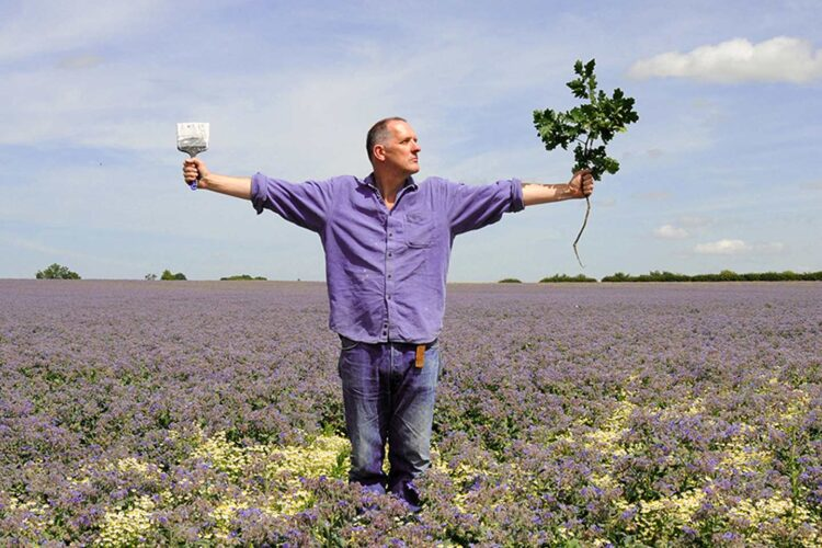 Bill Drummond Credit: Tracey Moberly